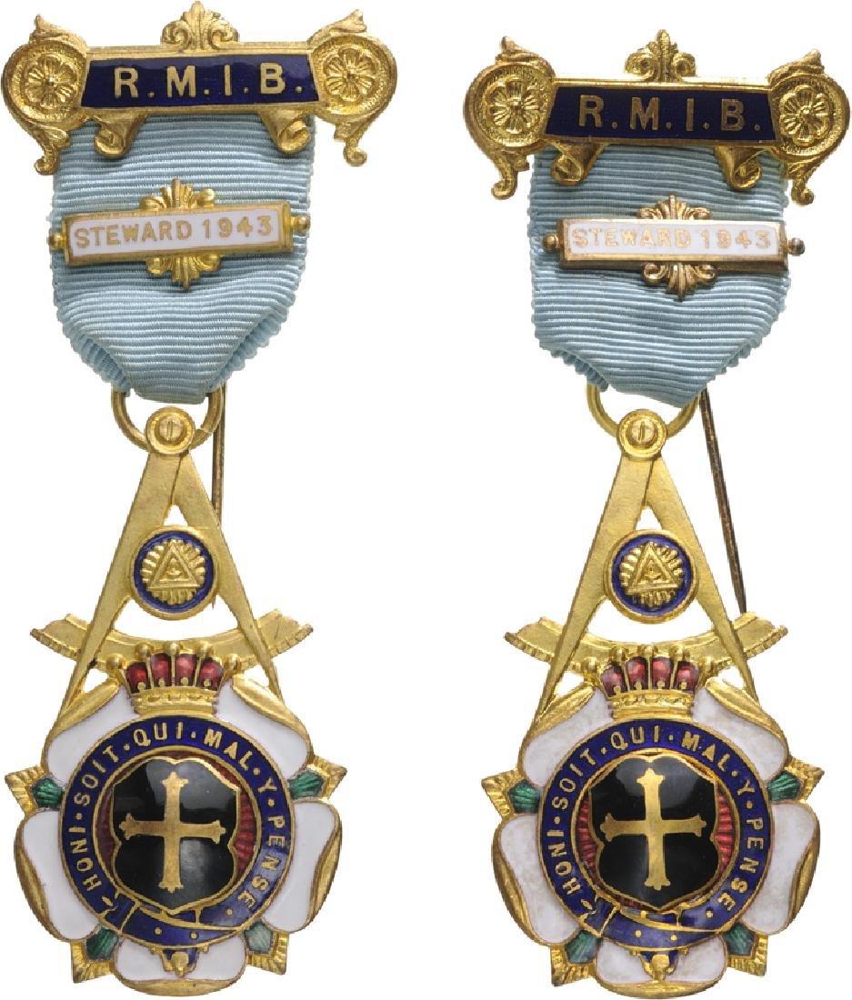 "British ""Royal Masonic Institution for Boys"" Lodge"