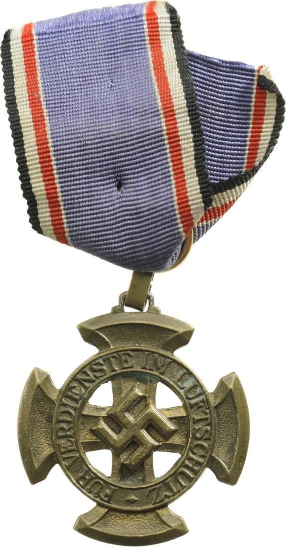 """Air Defense Cross, 1st Class """"Für Verdienste im"""