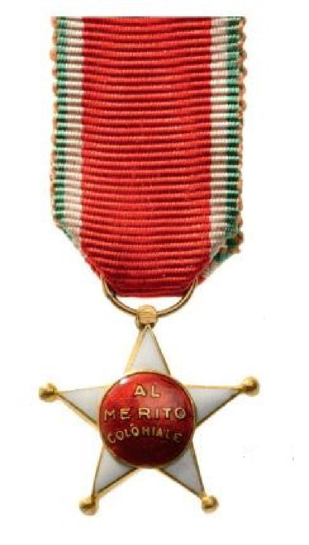 ORDER OF THE COLONIAL STAR