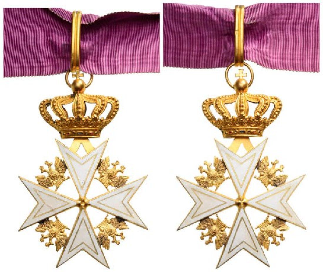 ORDER OF SAINT JOHN, PRIORY OF RUSSIA