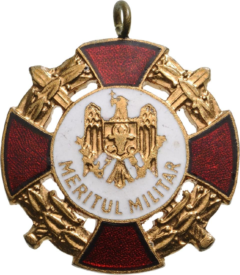 Military Merit Medal, 1st Class, instituted in 1992