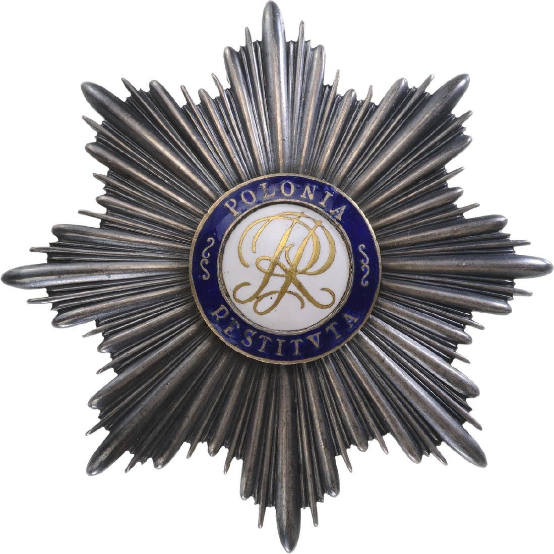 ORDER OF POLONIA RESTITUTA - ORDER OF RESTAURED POLAND