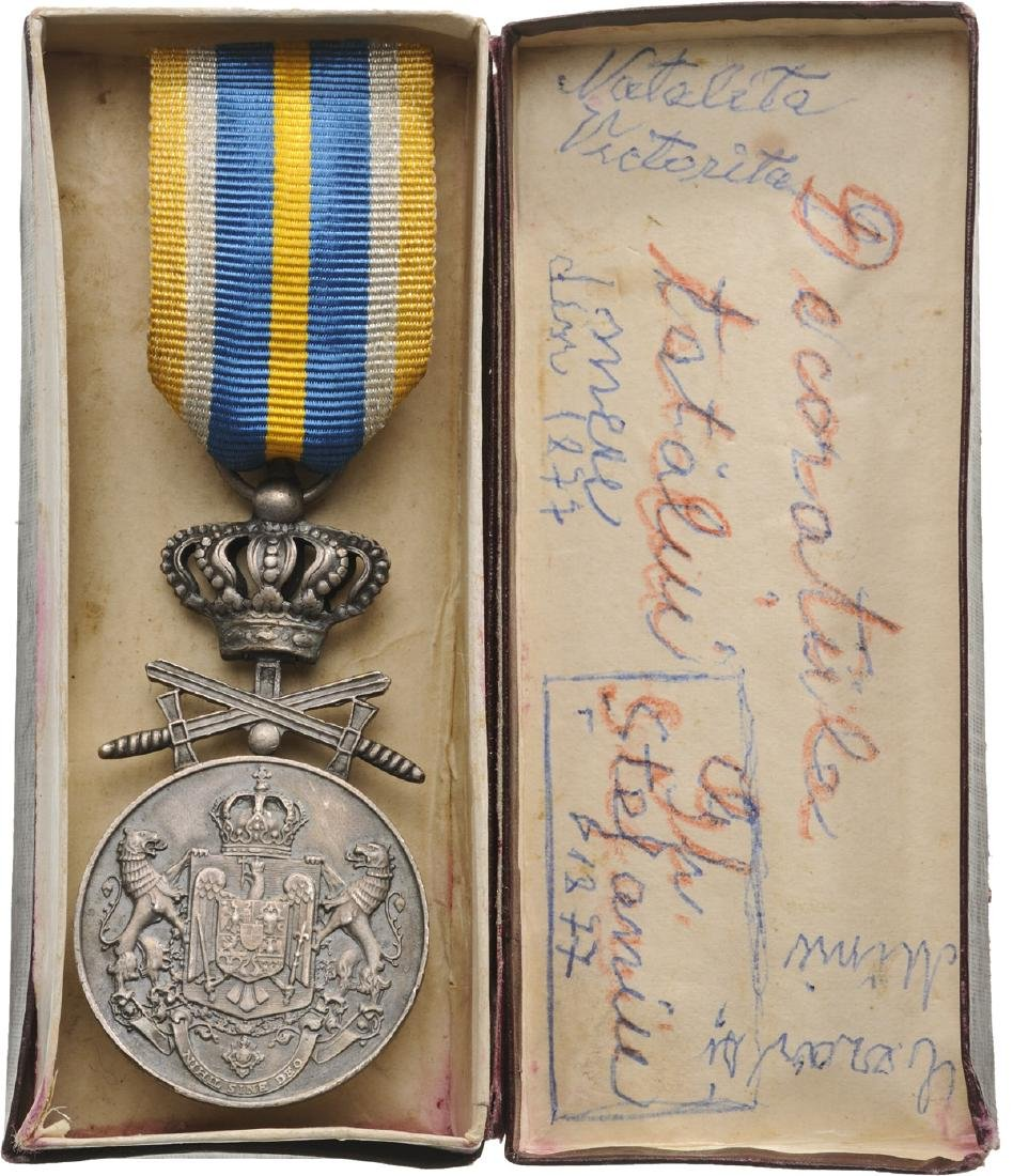 Medal of Faithfull Service, 2nd Type, 2nd Class,