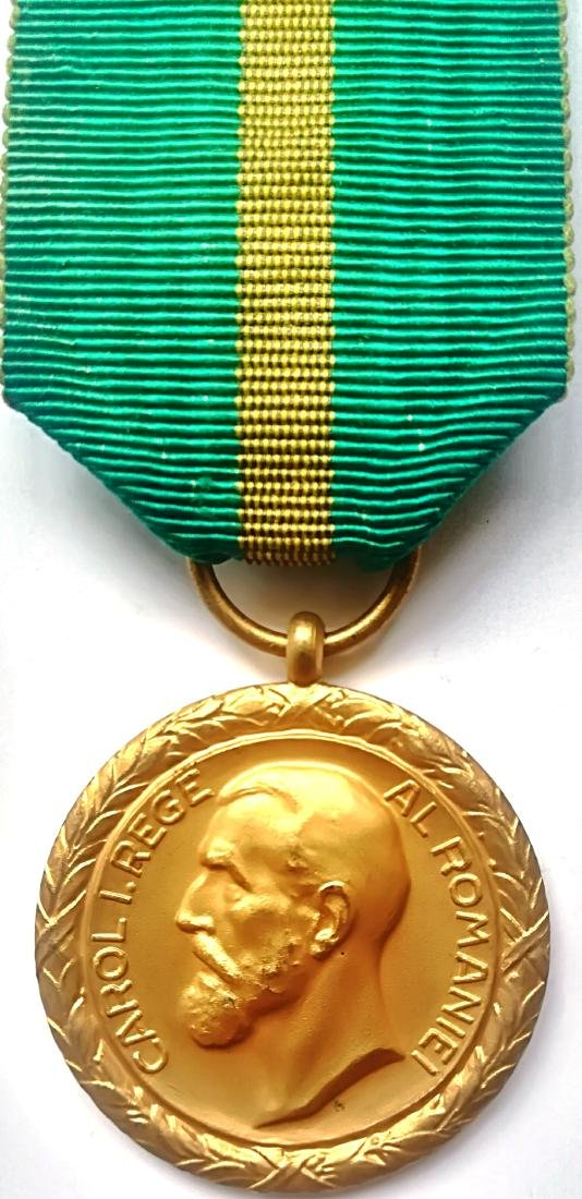 The Commercial and Industrial Merit Medal, 1st Class,