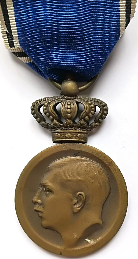 Medal in Rememberance of King Carol I, 3rd Class,