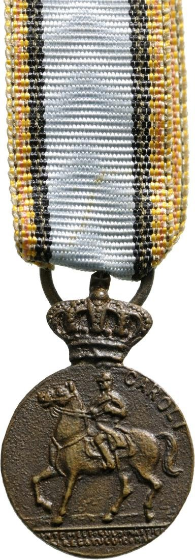 The Centennial Medal Miniature, instituted on 5th of