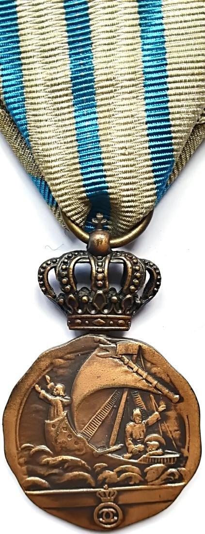 Maritime Virtue (1938), 1st  Model, 3rd Class, for