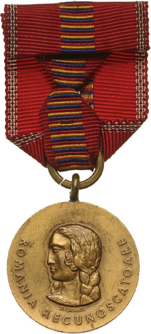 The Cruisade Against Communism Medal, 1942