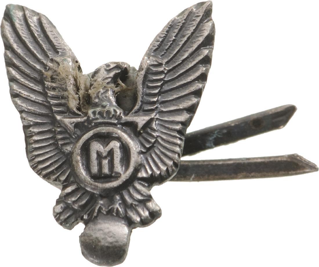 Pilot Badge, King Mihai I Model Miniature, Regency