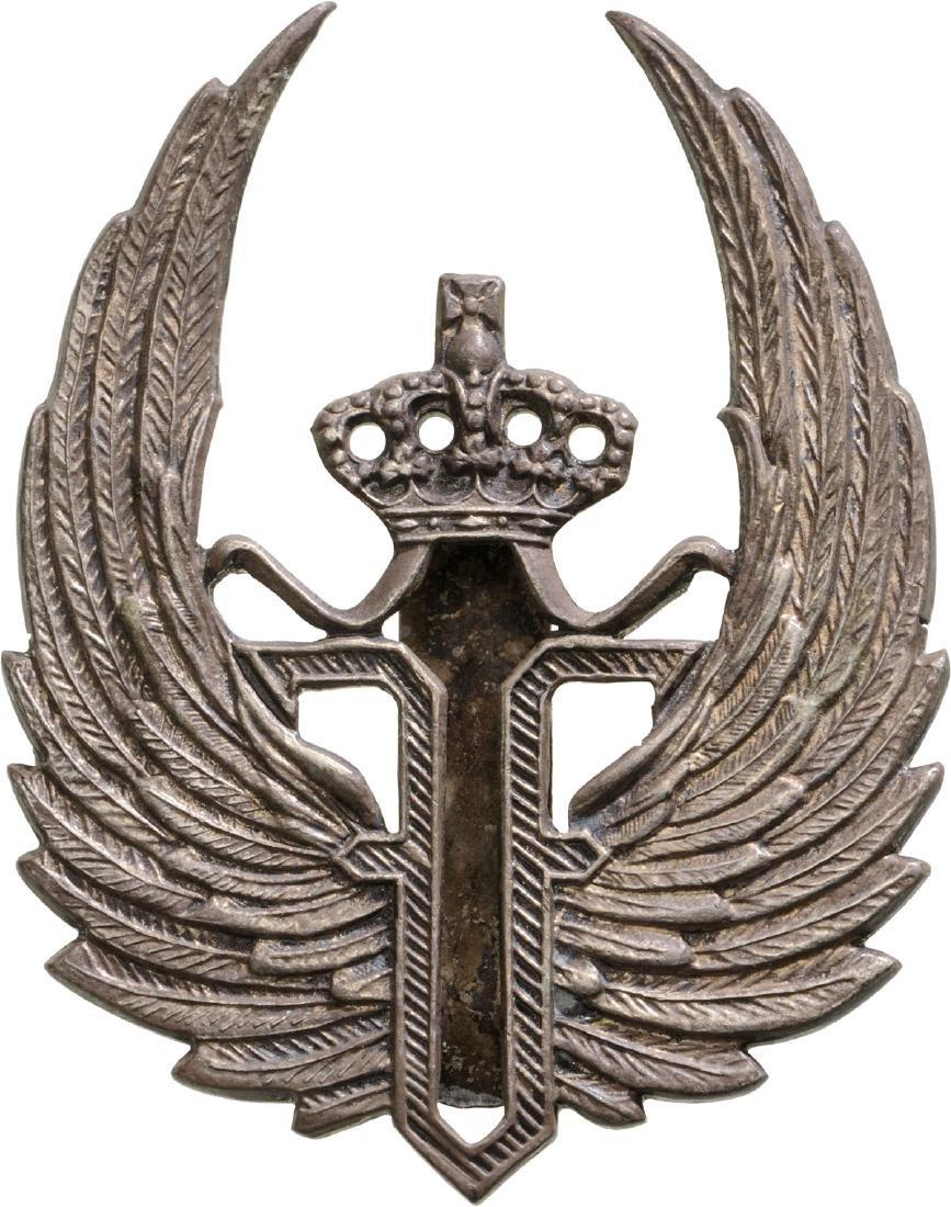 Observer Badge, King Ferdinand I Model 1915-1927