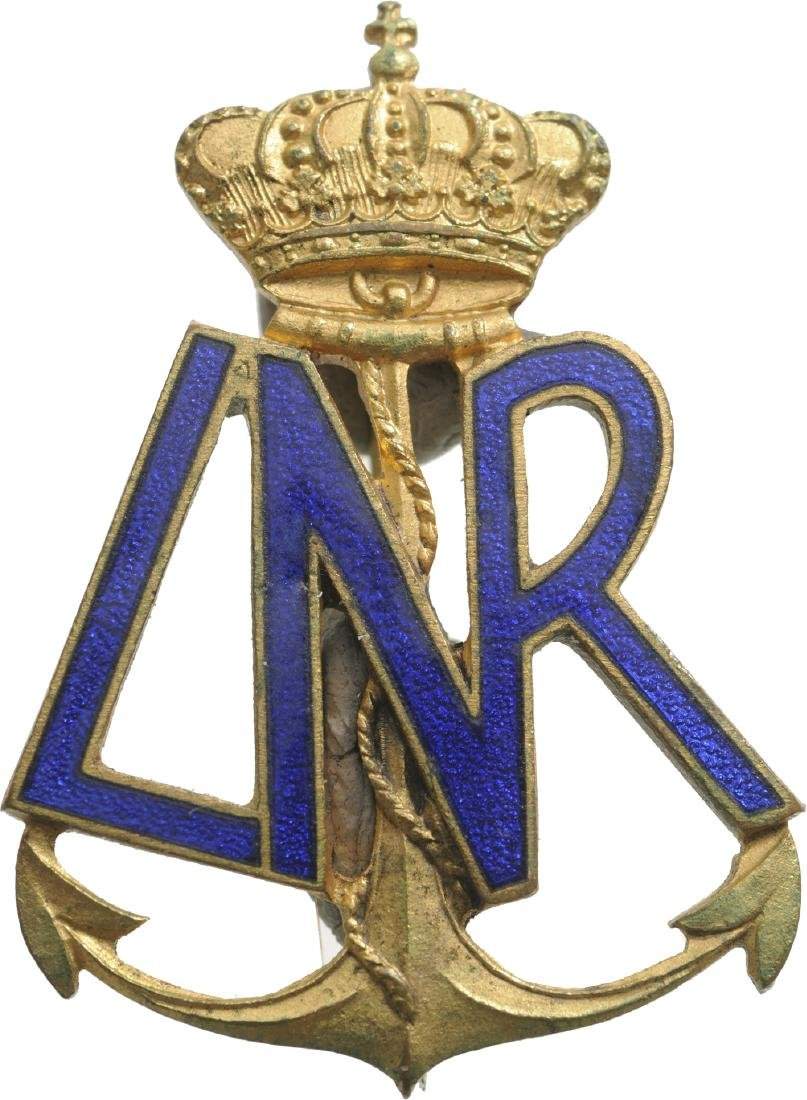 Badge of the Romanian Naval League
