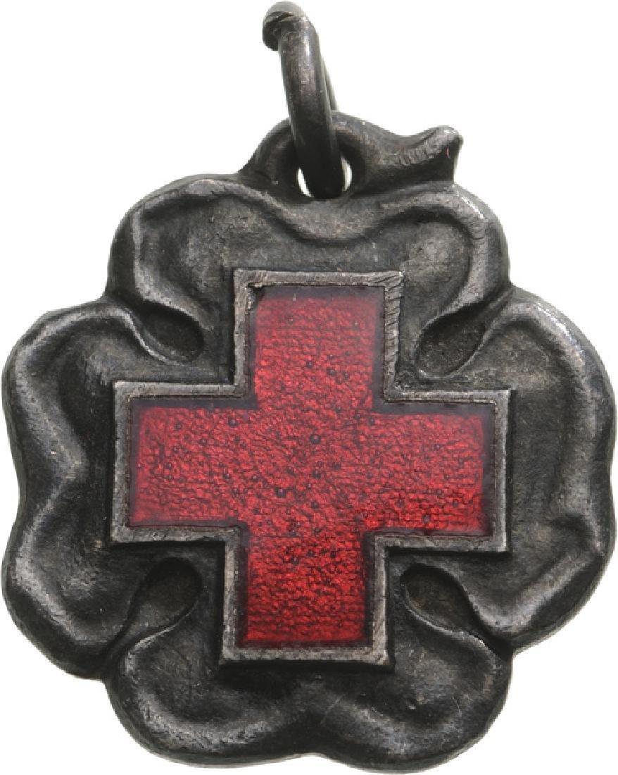 Red Cross Badge