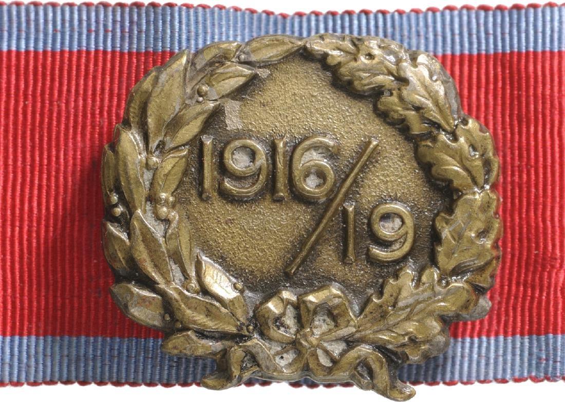 War Invalids Badge 1916-1919