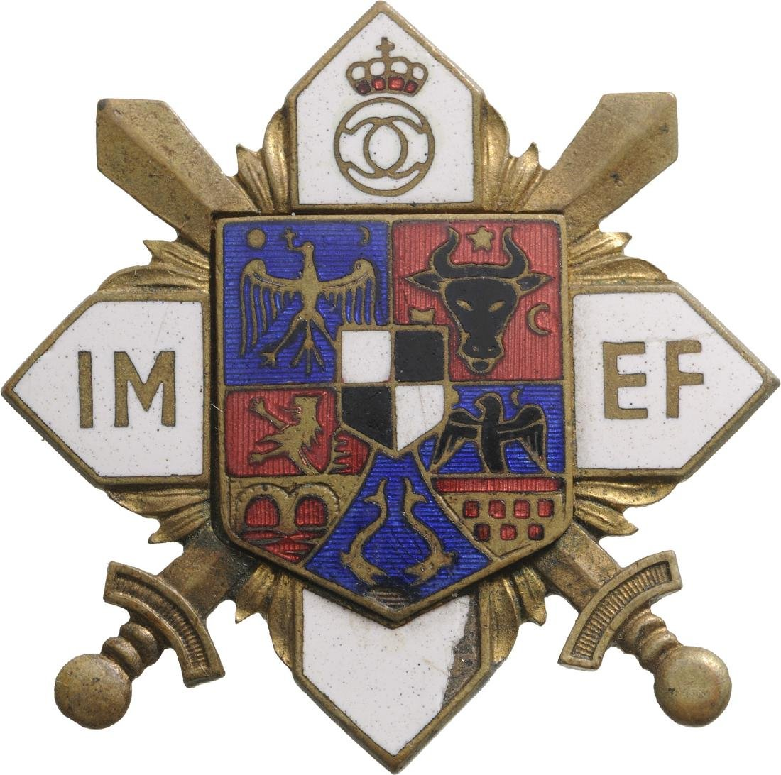 Badge of the Military Institute of Physical Education,