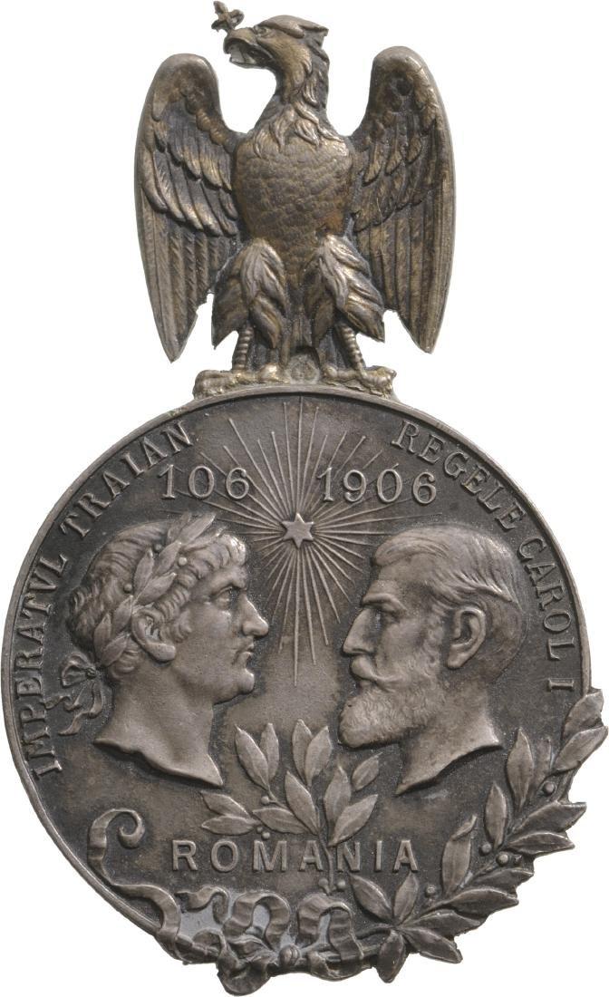 Jubilee Badge of the Romanian Senate 1905