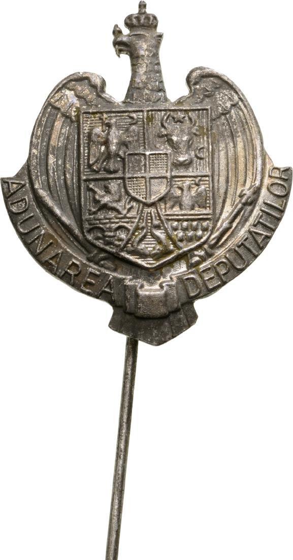 """Badge of the Assembly of Deputies Members†Pin"