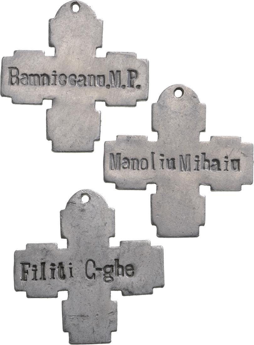 Lot of 7 WWI Veteran Badges