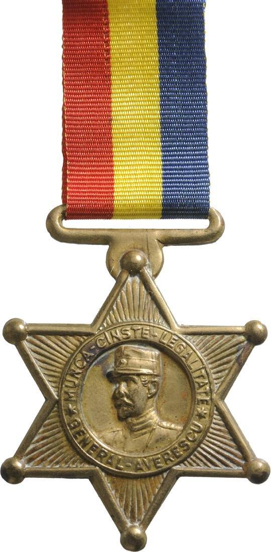 General Averescu Medal