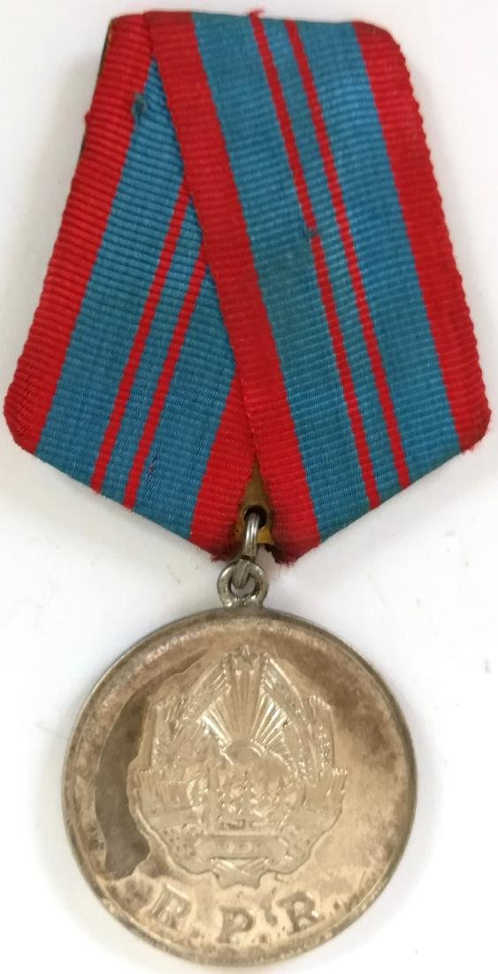RPR - MEDAL FOR SPECIAL ACHIVEMENT IN THE DEFENSE OF