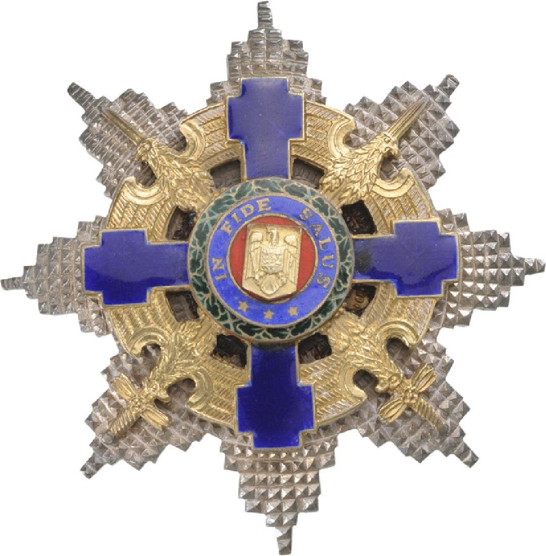 REPUBLIC - ORDER OF THE STAR, 1864