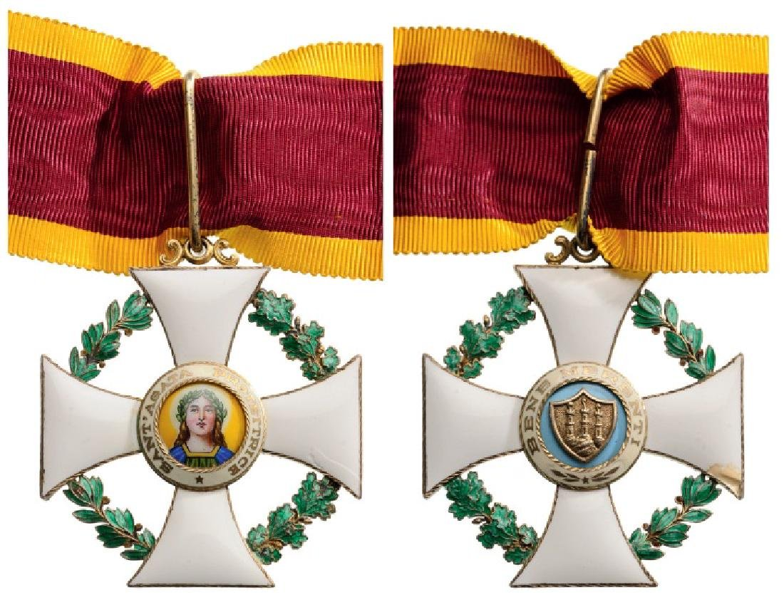 ORDER OF SAINT AGATHA