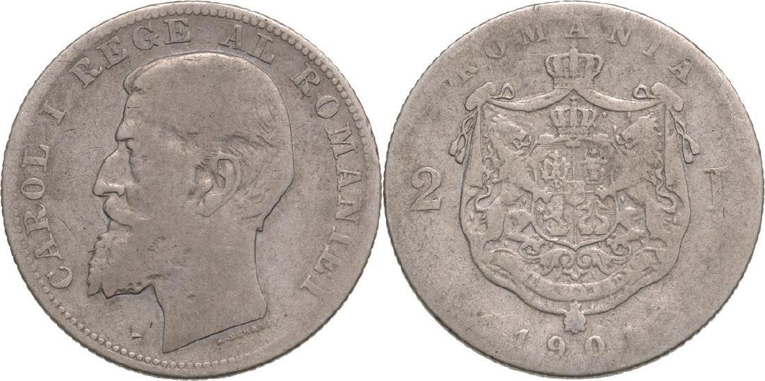 2 Lei 1901, Hamburg, Silver