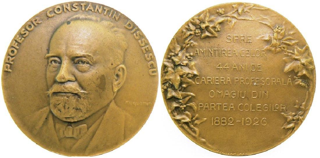 Ferdinand I - Homage to Professor Constantin Dissescu