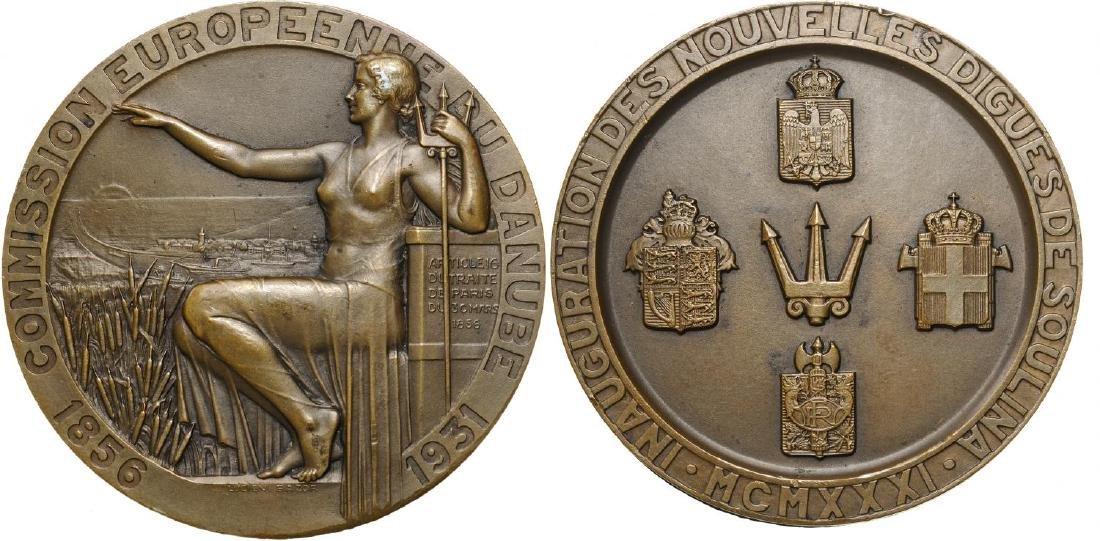 Carol II - 75th Anniversary of the European Danube