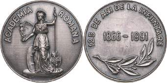 Republic  125th Anniversary of the Romanian Academy