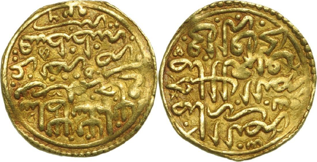 Sulaiman I (Kanûnî), AH 926-974 (1520-1566 AD), Altin