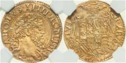 Naples and Sicily, Carlo V (1519-1556), Ducato