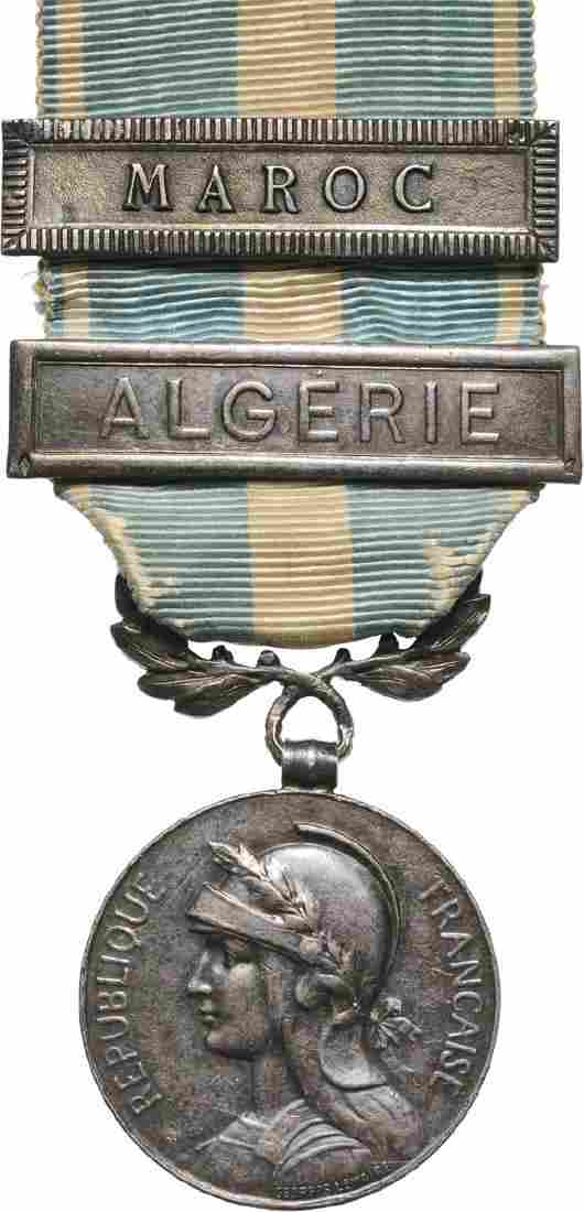 Colonial Medal, instituted in 1893