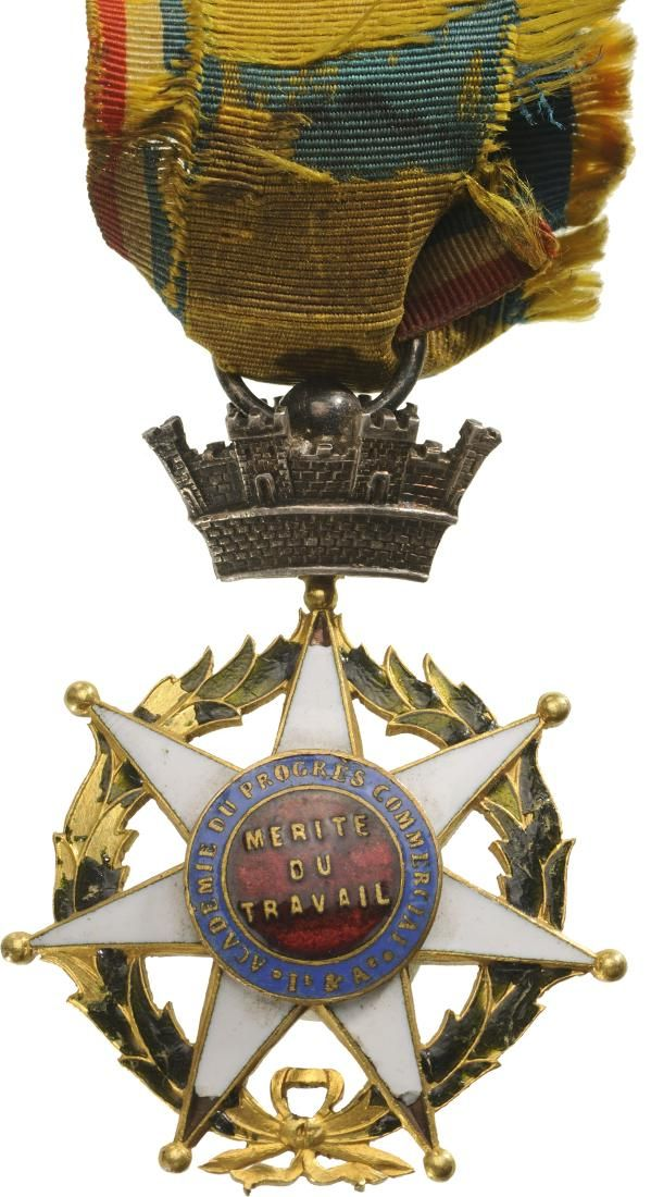 Commercial Academy Medal