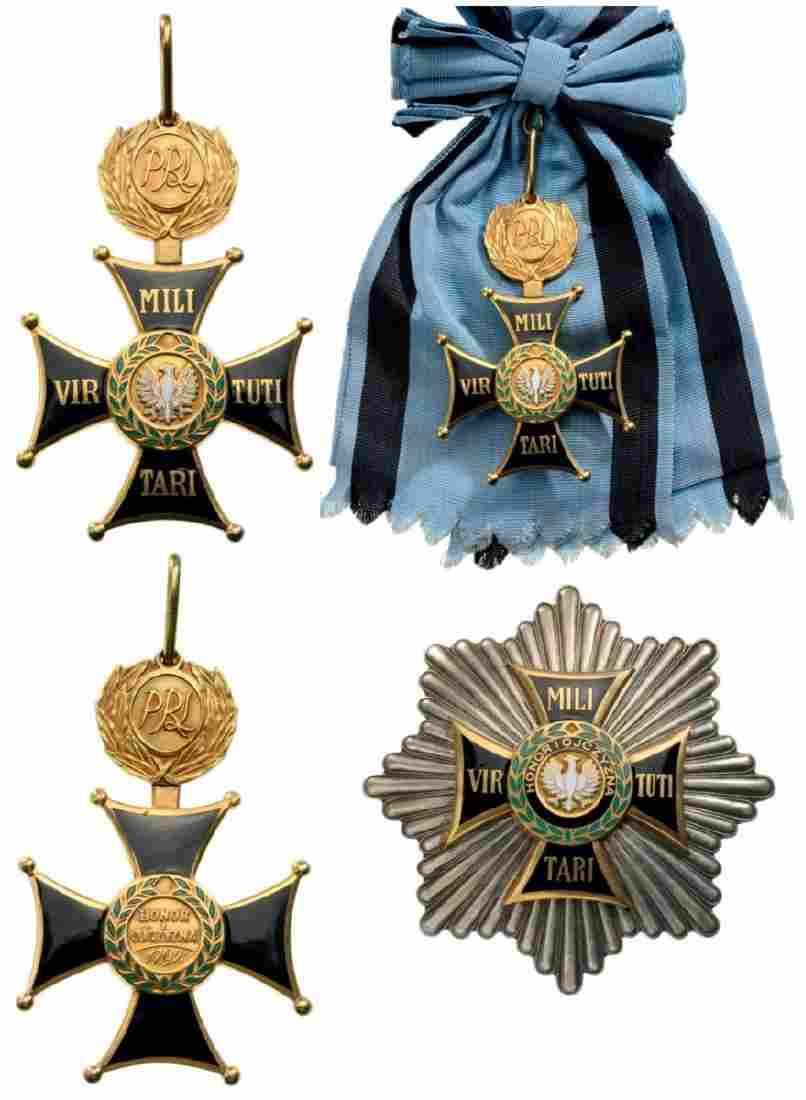 ORDER OF VIRTUTI MILITARI