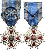 ORDER OF THE CROWN OF ROMANIA 1883
