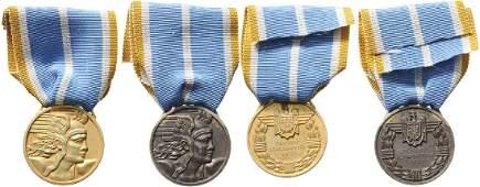 "The ""Aeronautical Virtue"" Medal, Civil"