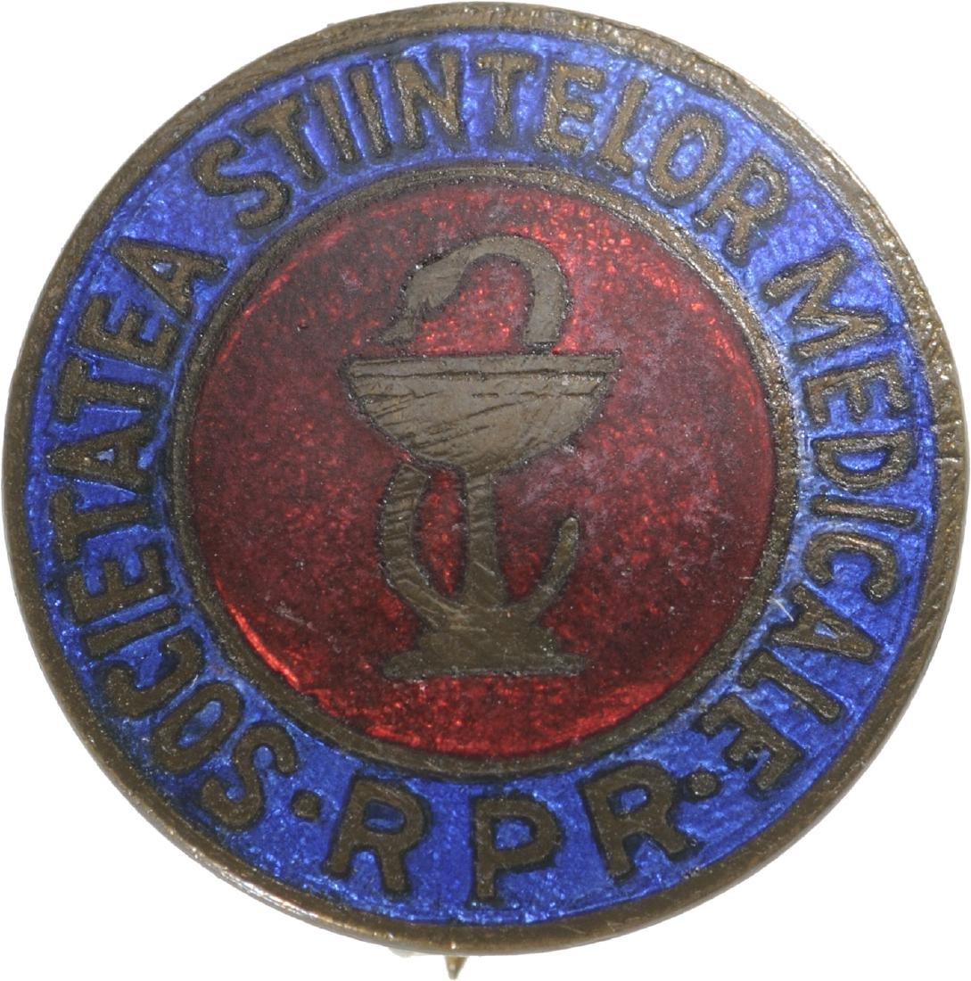 Medical Sciences Society Pin