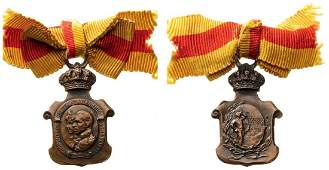 Medal The Tribute of Councils to Kings 1925