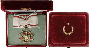 Order of Charity (Sefkat Nisâni)