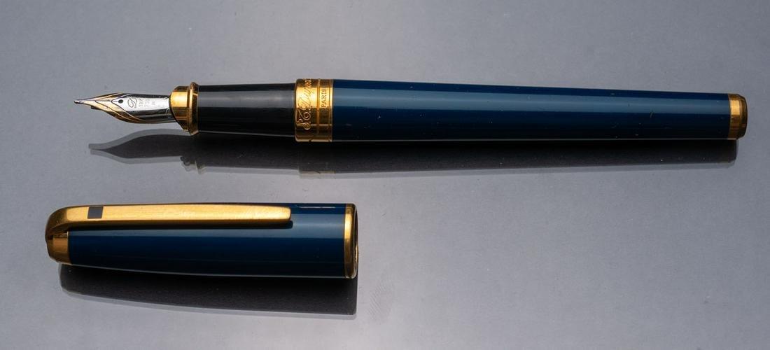 Beautiful fountain pen