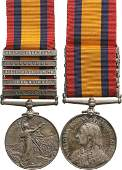 Queens South Africa Medal instituted in 1900