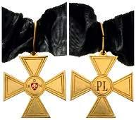 Unidentified Commanders Cross