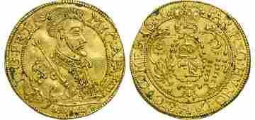 Michael Apafi (1661 - 1690), Ducat 1681, Fagaras