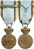 The Centennial Medal with bar Pro Patria instituted on