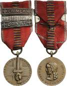 The Cruisade Against Communism Medal Instituted on the