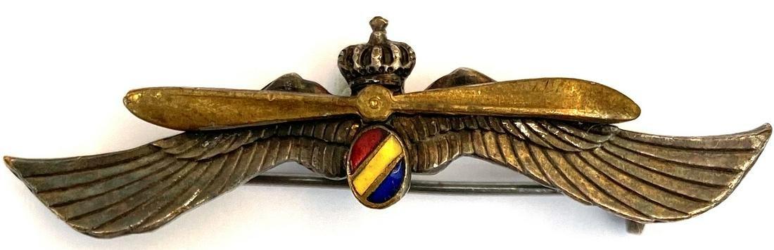 Romanian Royal Aeroclub Badge