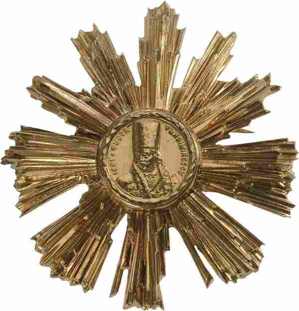 """RSR - ORDER OF """"TUDOR VLADIMIRESCU"""", instituted in 1966"""