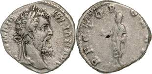 Didius Julianus (193 AD), AR Denarius (2.8g), Rome