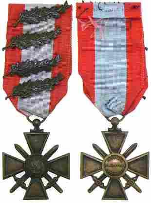 War Cross for Overseas Combatants