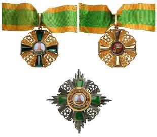 Order of The Lion of Zahringen
